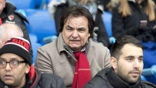 """Christian Constantin de retour au stade: """"C'était un match comme un autre"""""""