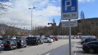 Bientôt une nouvelle politique de parking pour Conthey