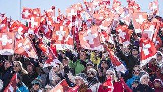 La journée de dimanche de la Coupe du monde de ski de Crans-Montana
