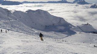 20'000 skieurs à Verbier ce lundi de Pâques