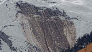 D'importantes avalanches menacent le Valais ce printemps