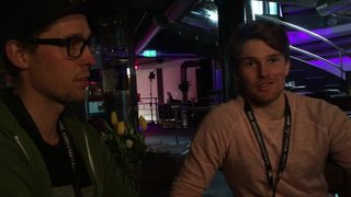 WintersHome en interview avant son concert du Zermatt Unplugged