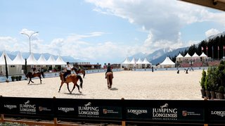 Hippisme: le Jumping de Crans-Montana devient une compétition 4 étoiles