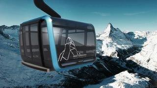 En 2020, entre Zermatt et Cervinia, on traversera les Alpes en cabine