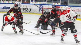 Le HC Red Ice jouera la promotion face à Fleurier