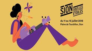 """Festival """"Sion sous les Etoiles"""""""