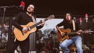 The Two chantent tous les jours au Zermatt Unplugged