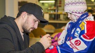 Tout ce qu'il faut savoir sur le transfert de Vincent Praplan en NHL
