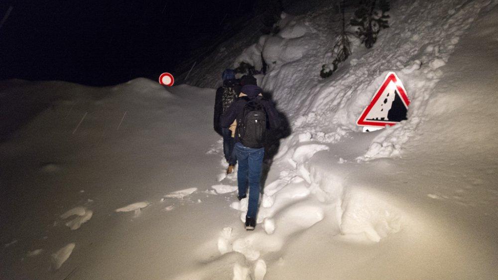 France: deux Suisses risquent la prison pour avoir fait entrer des migrants