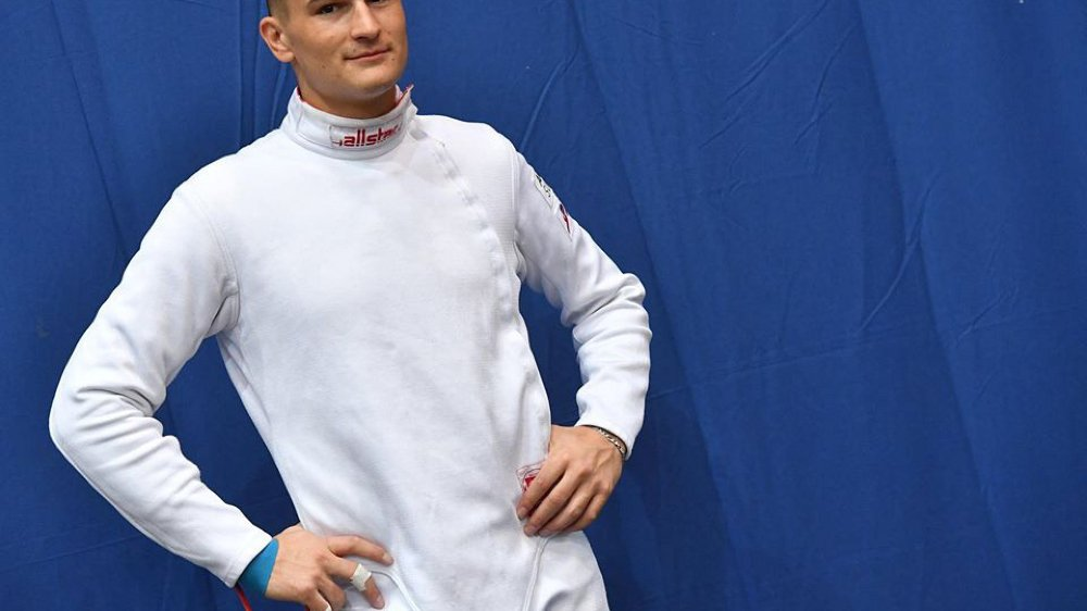 A 23 ans, Lucas Malcotti a remporté pour la deuxième fois le titre national senior.