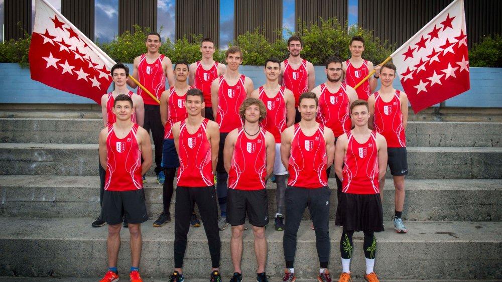L'équipe de la Communauté d'athlétisme du Valais romand se prépare en vue des Européens interclubs U20 qui auront lieu au Portugal en septembre.