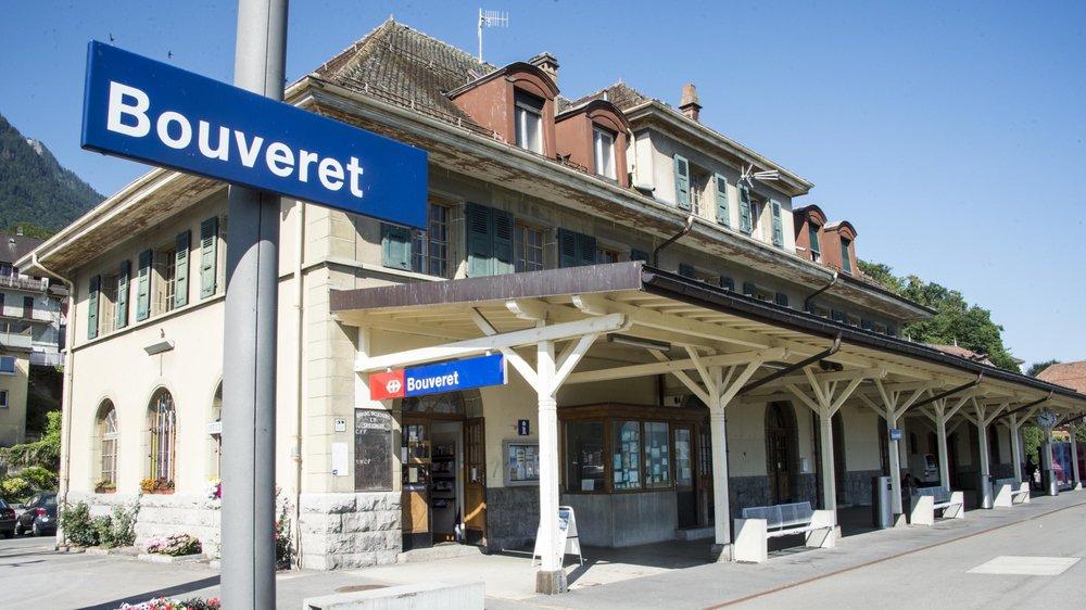 L'agression avait été perpétrée dans le secteur de la gare CFF du Bouveret, à deux pas du débarcadère de la CGN au bord du lac.