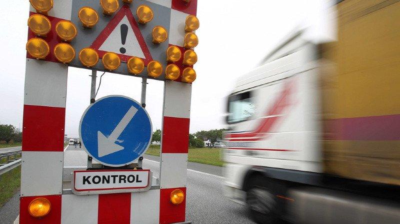 Trafic de poids lourds: le nombre d'infractions aux règles de sécurité explose