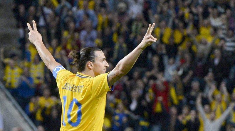 Football: la Suède officiellement sans Zlatan au Mondial