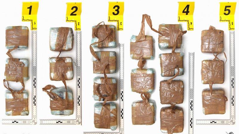 14 kg d'héroïne saisis à Kreuzlingen (TG)