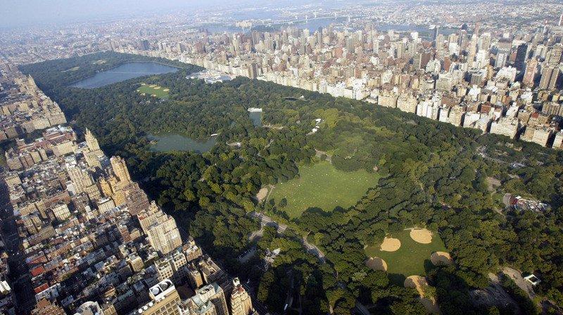 Les voitures seront interdites à Central Park dès juin