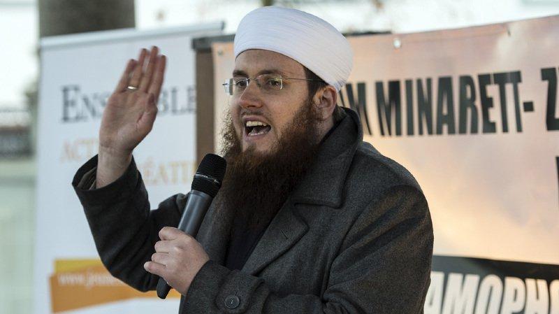 Nicolas Blancho, le leader des islamistes suisses, n'est pas autorisé à acheter une arme