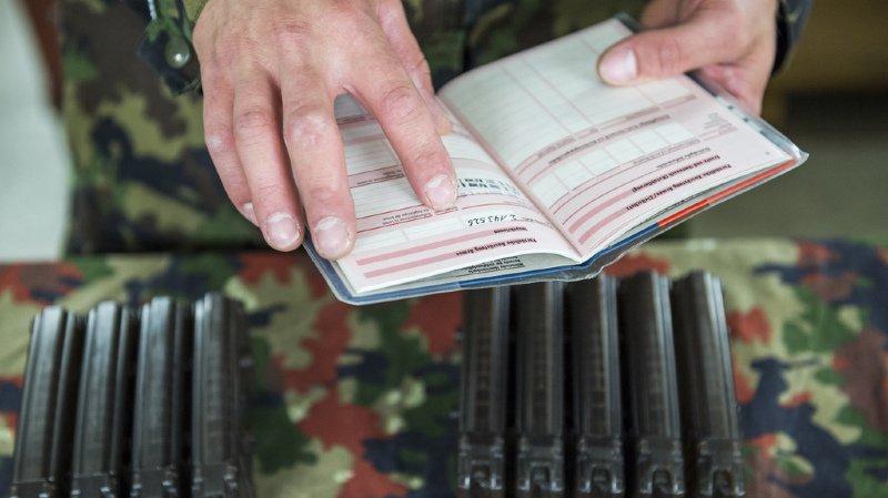 Armée suisse: le livret de service sera bientôt numérique