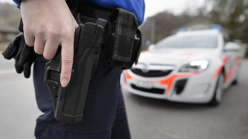 Payerne: une vingtaine de coups de feu tirés, opération de police en cours