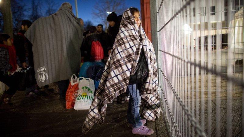 Les Syriens représentent 33% de ce total de migrants accueillis, qui est inférieur d'un quart à celui de 2016.