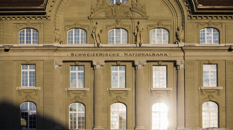 Politique monétaire: la BNS accuse une perte de 6,8 milliards de francs au 1er trimestre