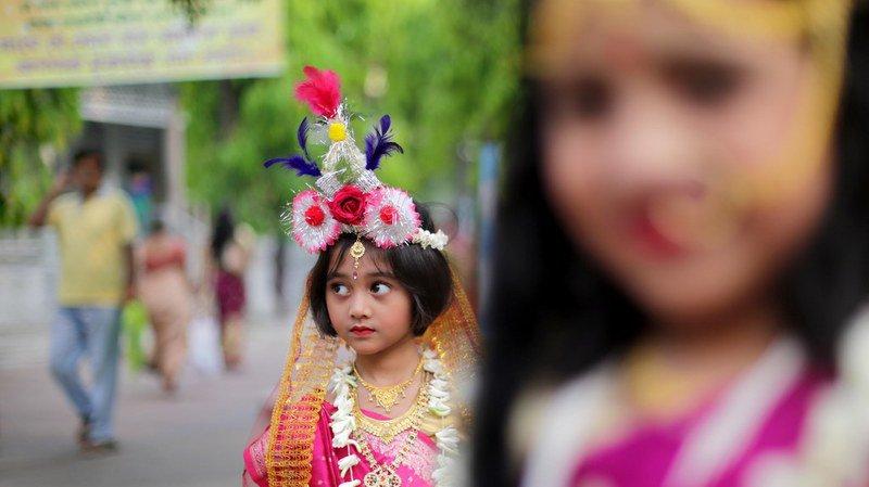 Inde: le sexisme tue 239'000 petites filles par année