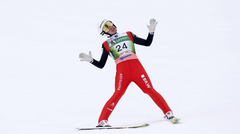 Saut à ski: à 36 ans, Simon Ammann décide de poursuivre sa carrière