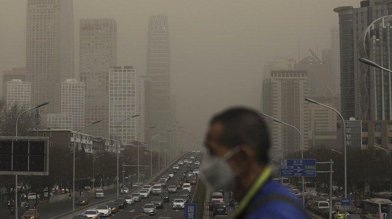La pollution de l'air provoque environ 7millions de décès par an