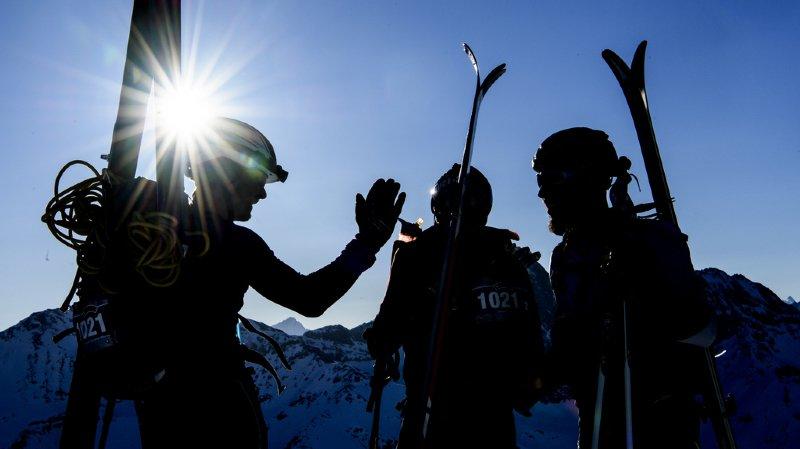 Patrouille des glaciers: pression parlementaire pour le ski-alpinisme