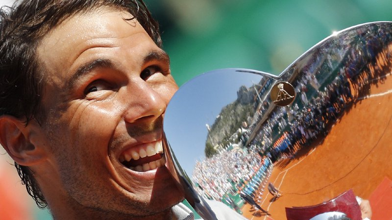 Masters 1000 de Monte-Carlo: Rafael Nadal titré pour la onzième fois