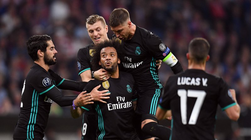 Football - Ligue des champions: battu 2-1 chez lui à Munich par le Real Madrid, le Bayern est en difficulté