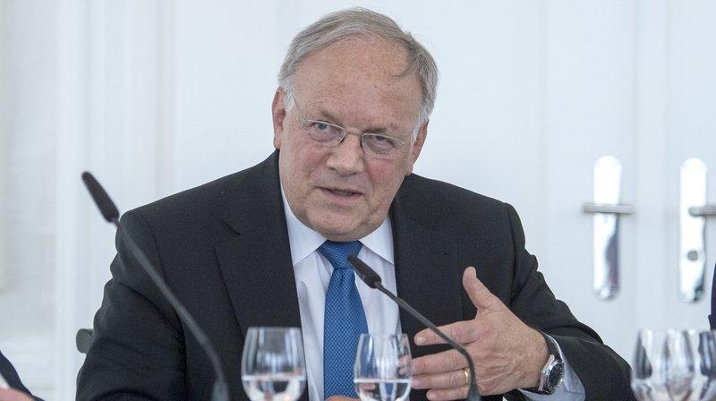 Conseil fédéral: pas de nouveau mandat pour Schneider-Ammann en 2019
