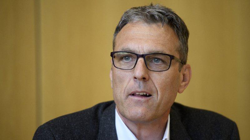 Suisse: le président du PBD grison, Andreas Felix, annonce sa démission