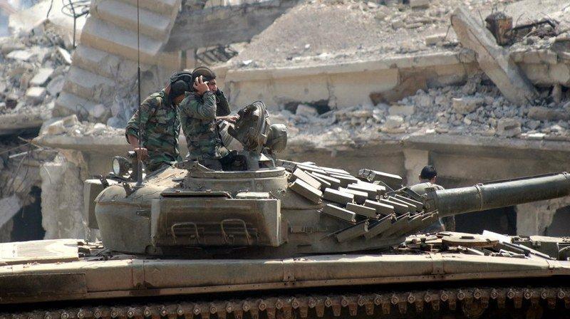 Syrie: combats entre les forces du régime et une coalition arabo-kurde soutenue par Washington