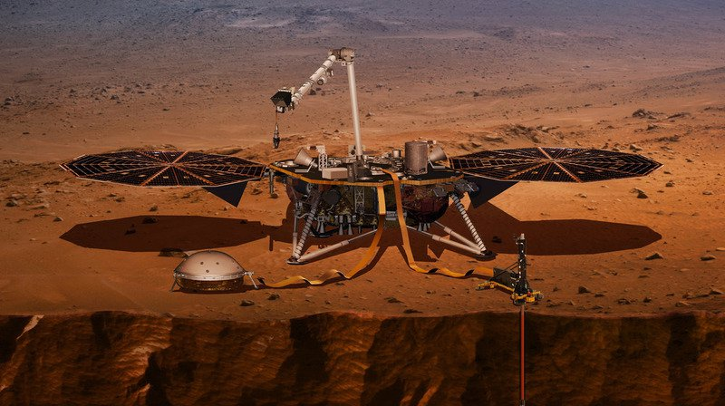 Espace: un sismomètre développé avec l'EPFZ va s'envoler sur Mars