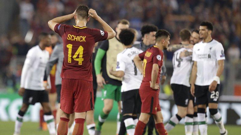 Football: après l'élimination de la Juventus et de l'AS Rome, les Italiens veulent que l'arbitrage vidéo soit utilisé en Ligue des champions