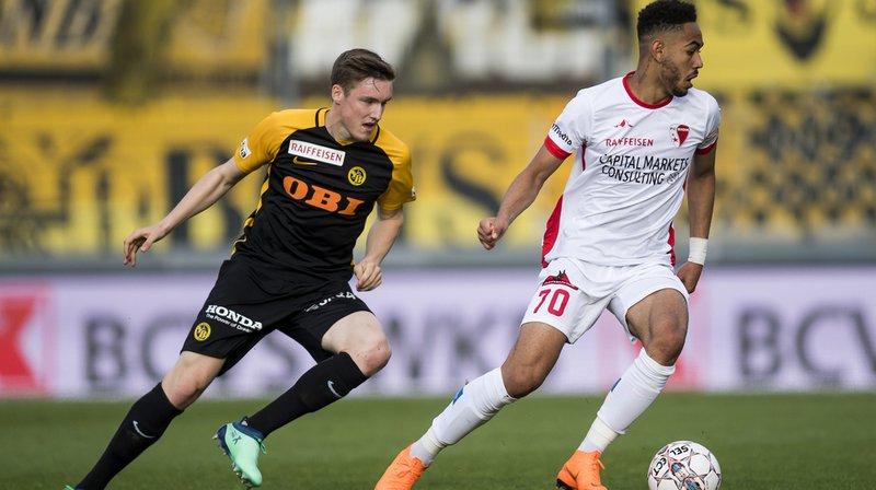 FC Sion: le système pour gagner en efficacité