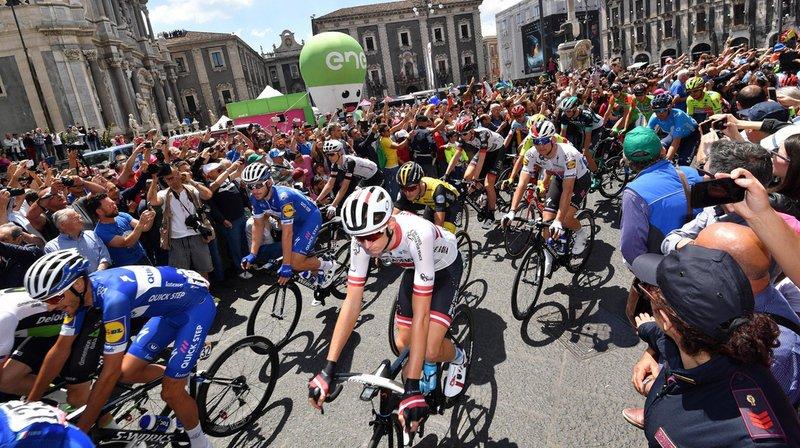 Enrico Battaglin s'impose lors de la cinquième étape du Giro — Giro