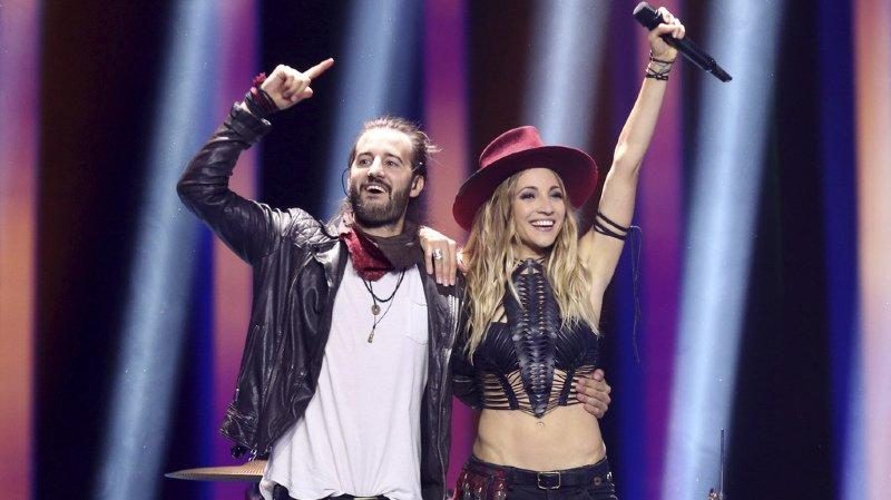 Eurovision: la Suisse ne passe pas la barre des demi-finales