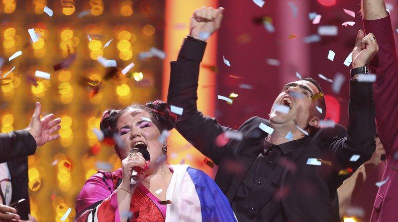Eurovision: Israël remporte la 63 édition à Lisbonne