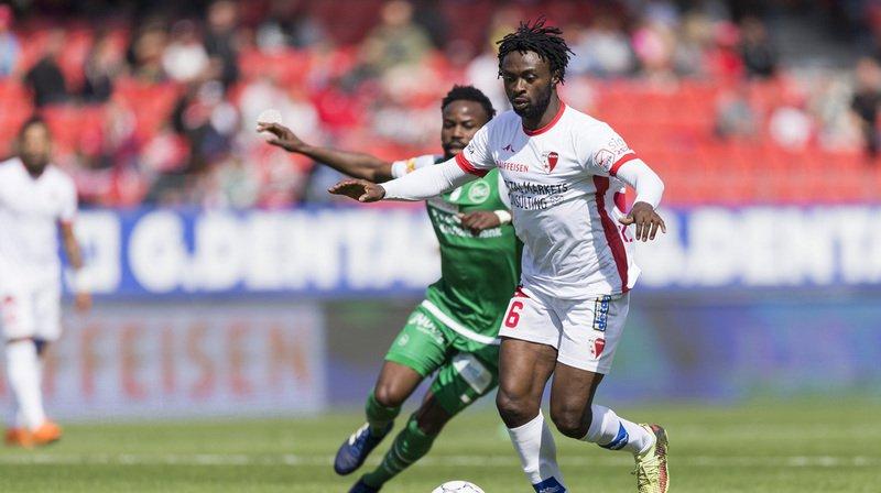 Super League: le FC Sion bat St-Gall et se maintient dans l'élite, Lausanne relégué