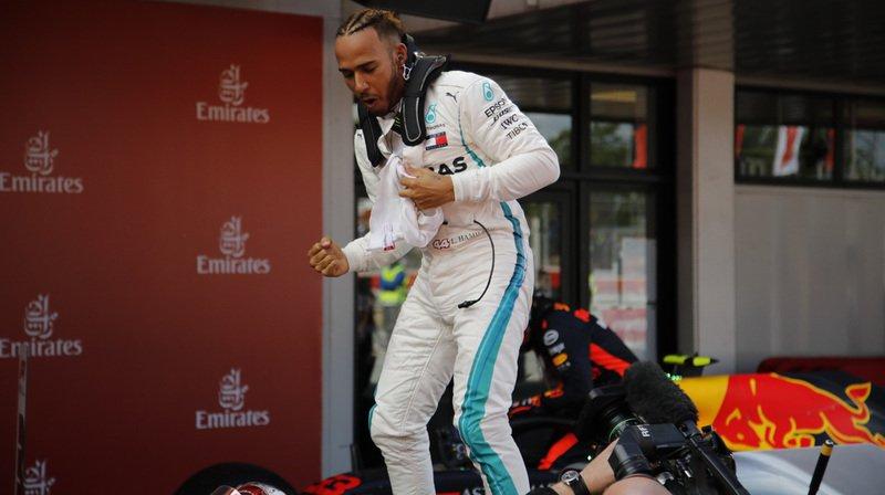 F1: Lewis Hamilton remet ça au Grand Prix d'Espagne