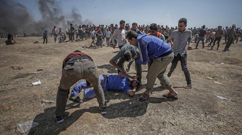 Proche-Orient: Israël face à une vague de réprobation après le bain de sang à Gaza