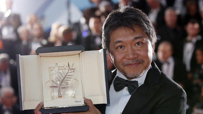"""Festival de Cannes: la Palme d'or revient au film """"Une affaire de famille"""" de Hirokazu Kore-eda"""