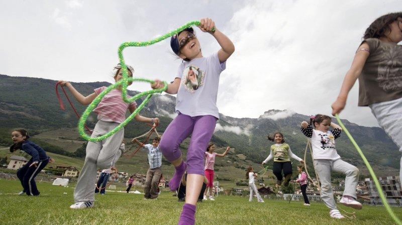 En mai, la Suisse bouge, le Valais aussi