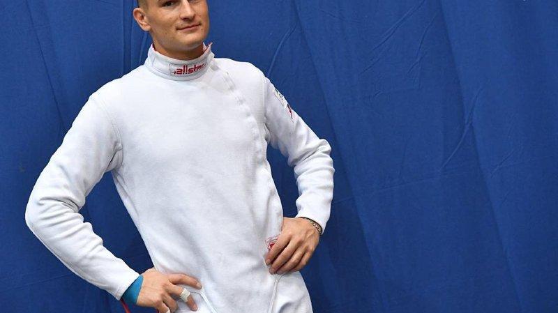 Champion de Suisse pour la deuxième fois«A Paris, je viserai une qualification pour les Européens  et les Mondiaux qui se dérouleront cet été»