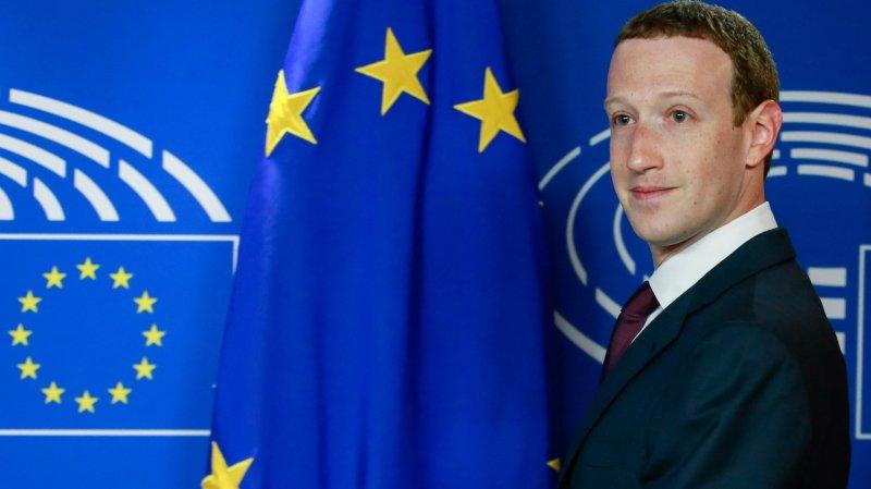 Facebook fait son mea culpa en Europe