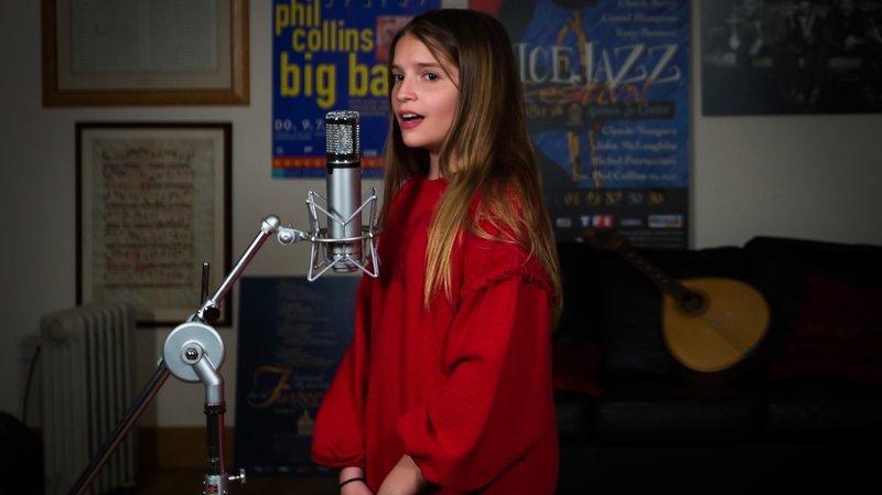Une Valaisanne de 12 ans en finale du Kids Voice Tour