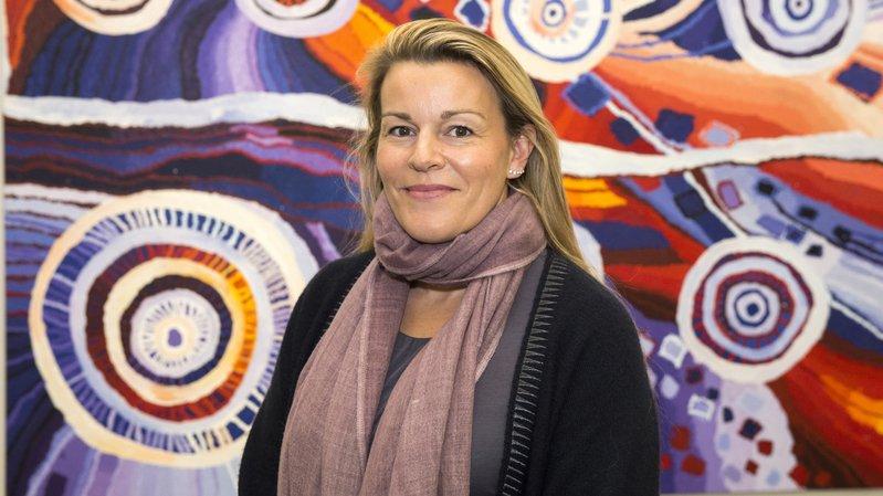 Passionnée d'art aborigène contemporain, descendante d'une famille d'industriels français, Bérengère Primat reprend la Fondation Pierre Arnaud, qui devient la Fondation Opale.