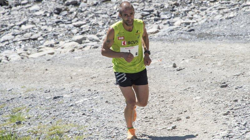 Course à pied: César Costa premier roi du trail Martigny-Combe – Chamonix